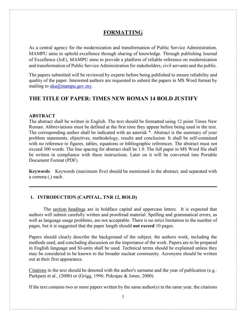 Formatting-Call-for-Papers-Journal-of-Excellence