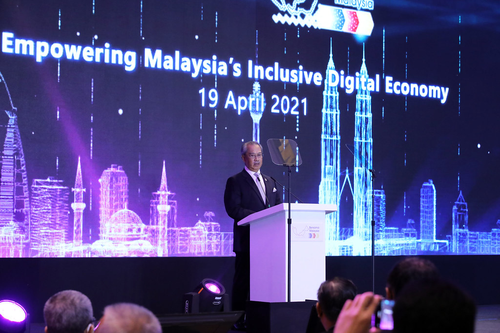 April 19,  2021-Microsoft's 'Bersama Malaysia' Global Launch