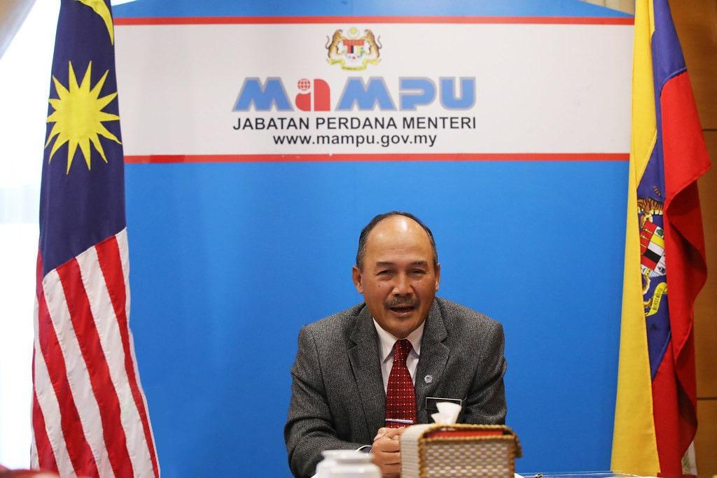 23 September 2021 – Majlis Mesra Maya MAMPU bertemakan 'Hijrah Merdeka 2021'